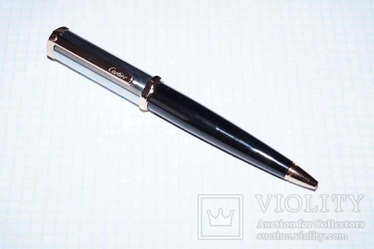 Шариковая ручка Cartier, фото №6