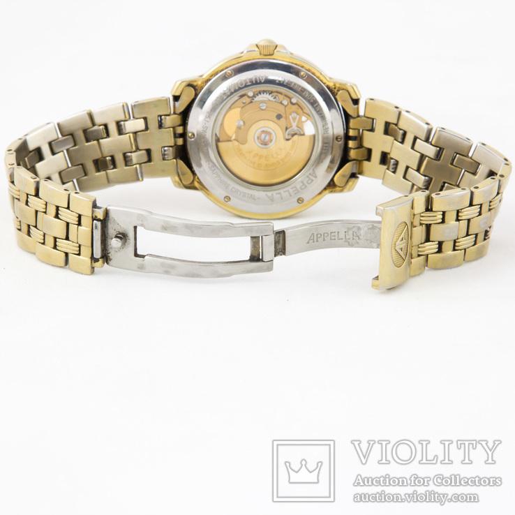 Часы Appella автоматика, фото №6
