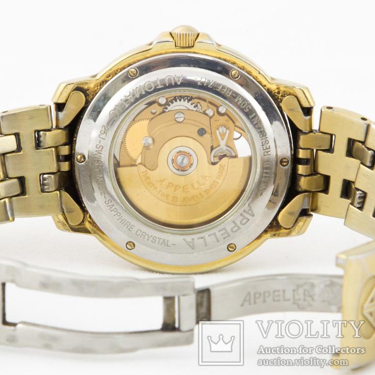 Часы Appella автоматика, фото №7