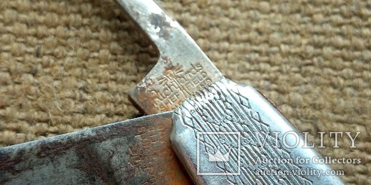 Трубочный нож (Shefield)., фото №4