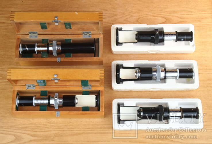 Микроскоп МПБ - 2 (5 штук), фото №8
