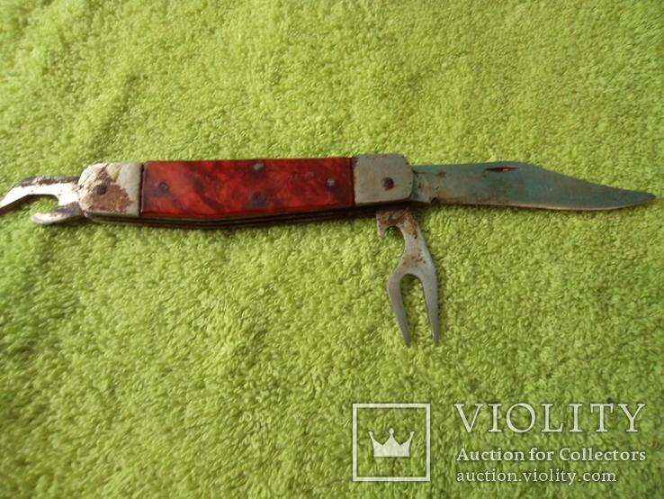 Нож перочинный, фото №2