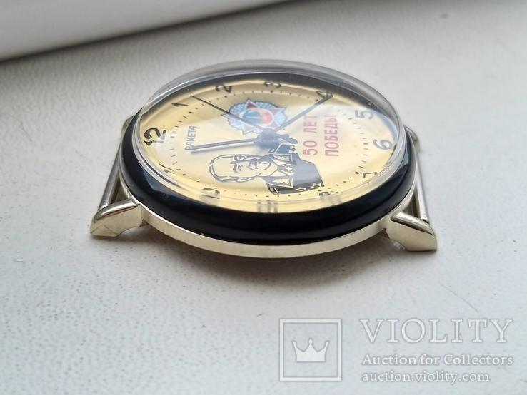 Часы Ракета-50 лет Победы (коробка,паспорт), фото №5