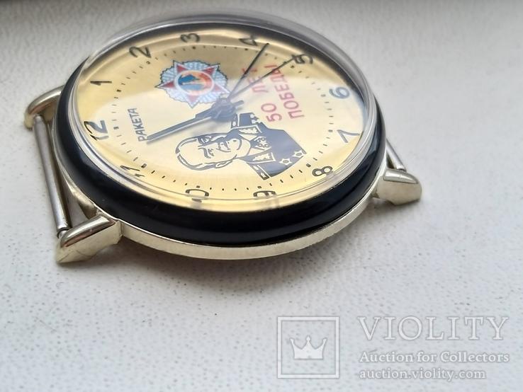 Часы Ракета-50 лет Победы (коробка,паспорт), фото №9