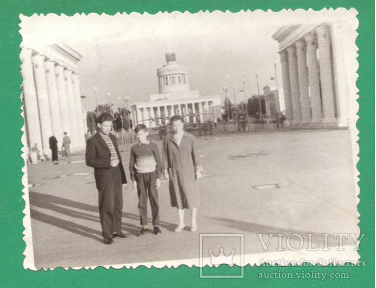 Семья Киев выставка 1963, фото №2