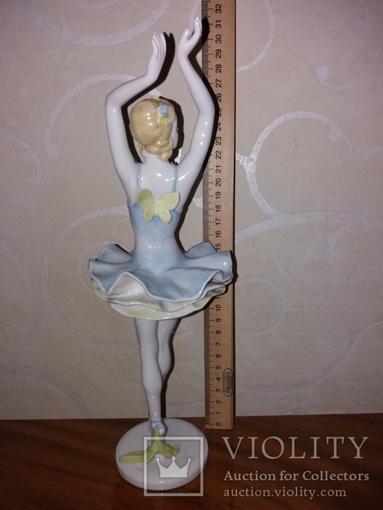 Балерина Rosenthal Германия., фото №3