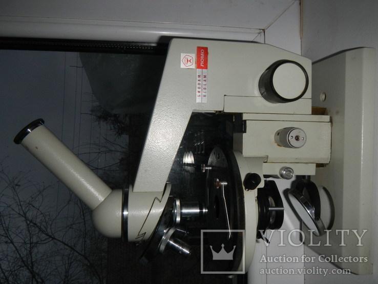 Микроскоп биолам, фото №3