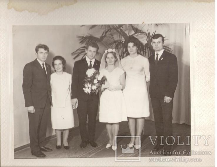 Киев свадьба венчание большое фото 1965, фото №2