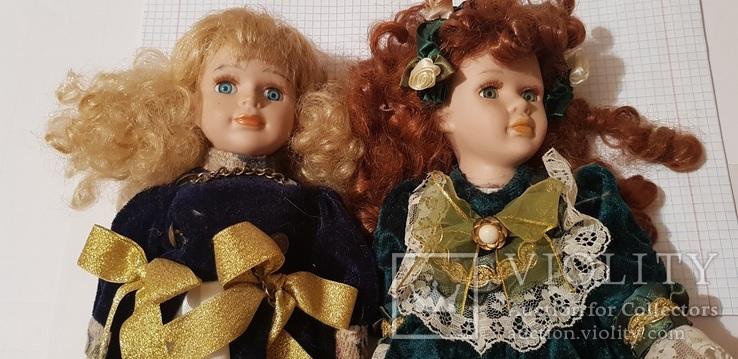 Куклы керамика (фарфор), фото №2