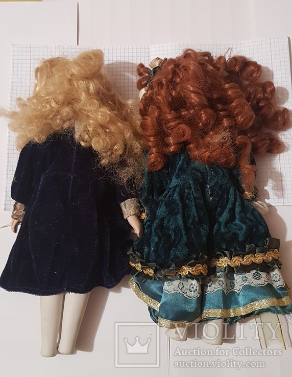 Куклы керамика (фарфор), фото №6