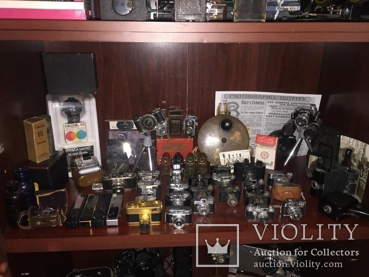 Коллекция старинных редких  фотоаппаратов 68шт, фото №4