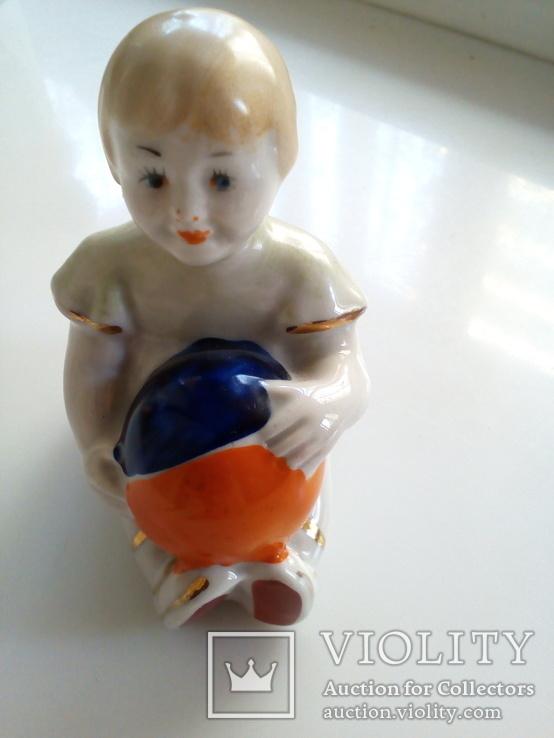 Девочка с мячиком -1, фото №6