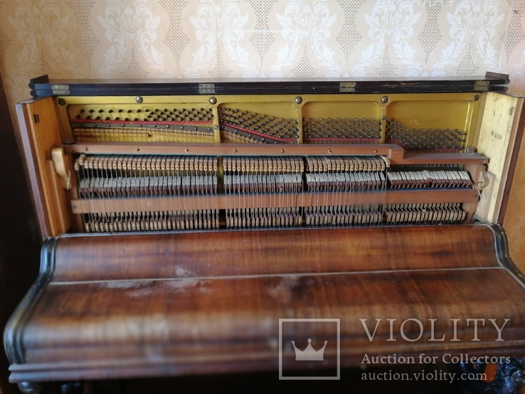 Пианино Carl Ronisch, фото №7