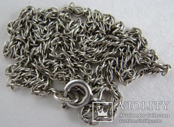 Серебряная цепочка, фото №9