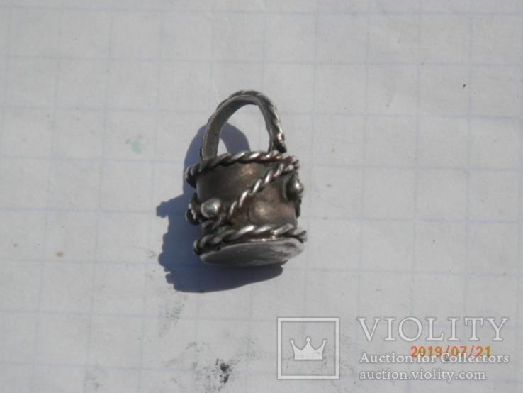 Ароматница серебро копия, фото №4