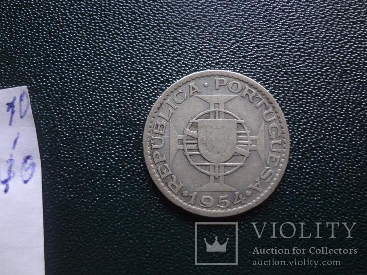 10 эскудо 1975 Португалия Мозамбик серебро (,10.1.40)~, фото №5