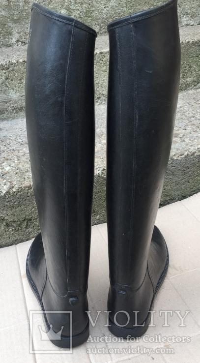 Сапоги резиновые, фото №4