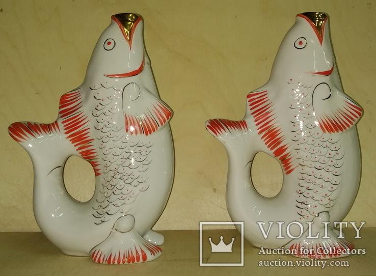 Куманці у вигляді риби, 2 шт., фото №2