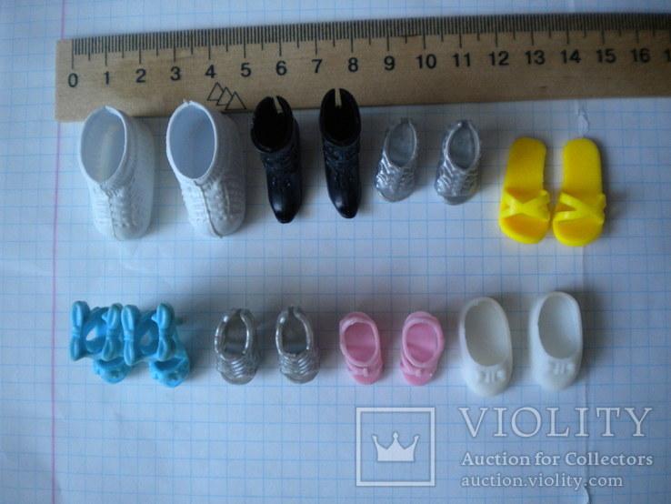 Взуття для кукли ляльки, фото №5