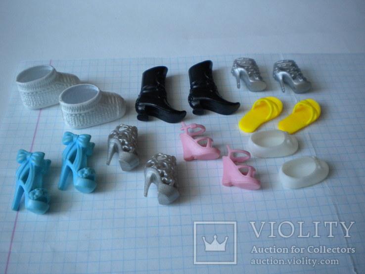 Взуття для кукли ляльки, фото №7