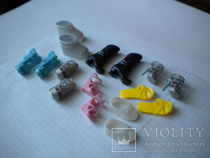 Взуття для кукли ляльки, фото №9