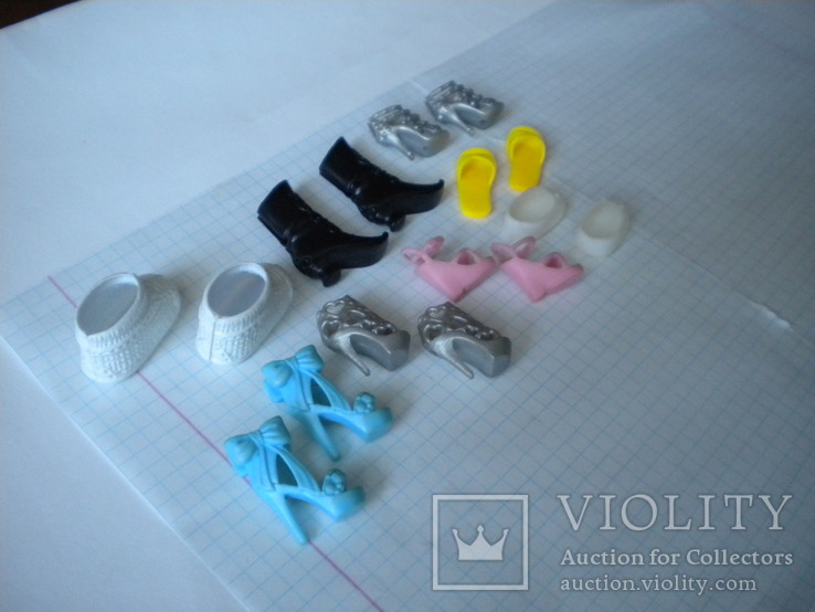 Взуття для кукли ляльки, фото №10