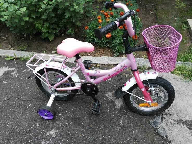 Детский велосипед 12 колесо Италия, фото №4