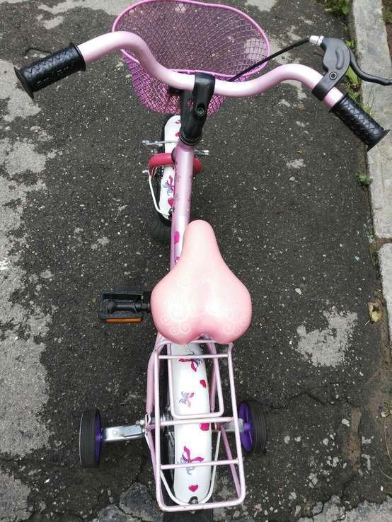Детский велосипед 12 колесо Италия, фото №7