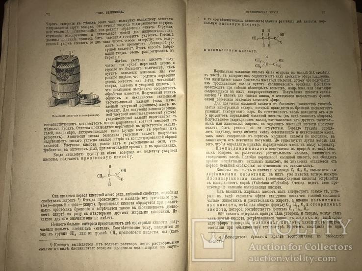 1908 Органическая химия, фото №9