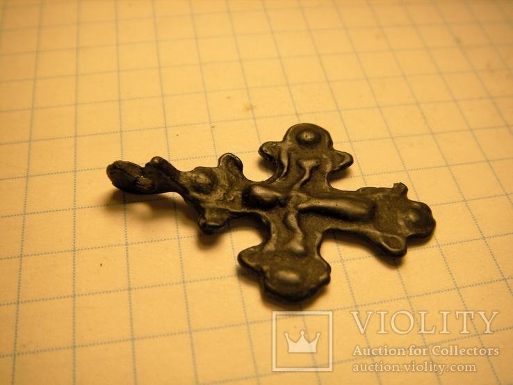 Крестик с Распятием, фото №3