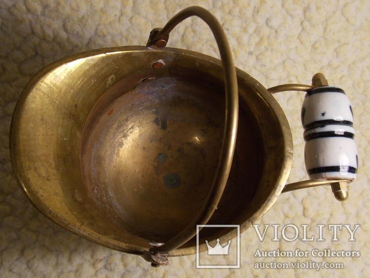 Старинный сливочник, фото №11