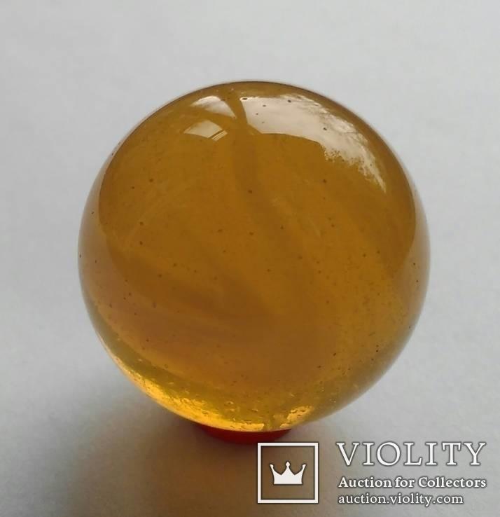 Янтарный шар, фото №4