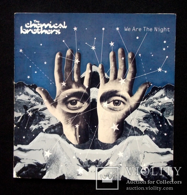 The Chemical Brothers - We are the night 2007 audio CD, фото №2