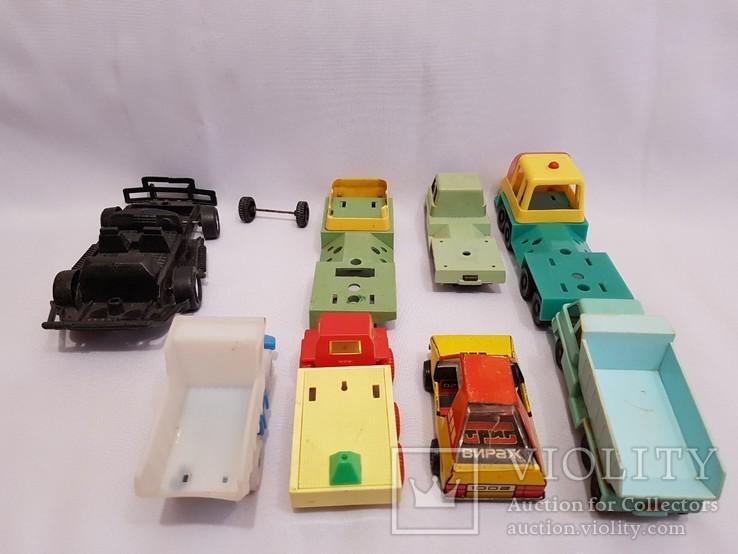 Машинки СССР + , разные одним лотом, фото №4