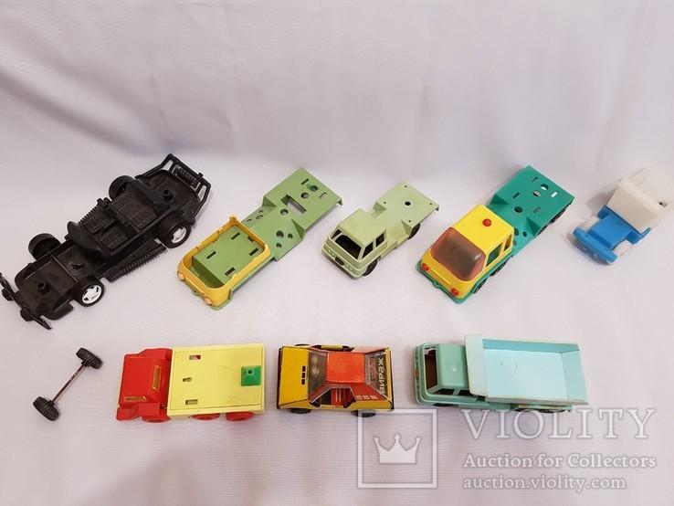 Машинки СССР + , разные одним лотом, фото №6