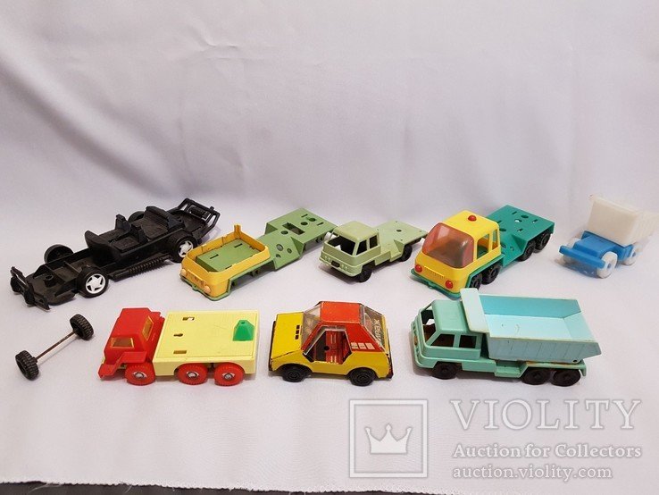 Машинки СССР + , разные одним лотом, фото №8