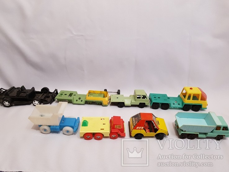 Машинки СССР + , разные одним лотом, фото №12