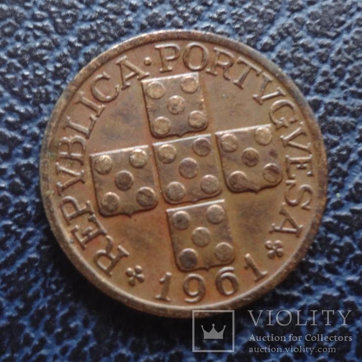 20 сентавос 1961  Португалия   (,11.2.7)~, фото №2