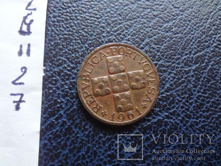 20 сентавос 1961  Португалия   (,11.2.7)~, фото №4