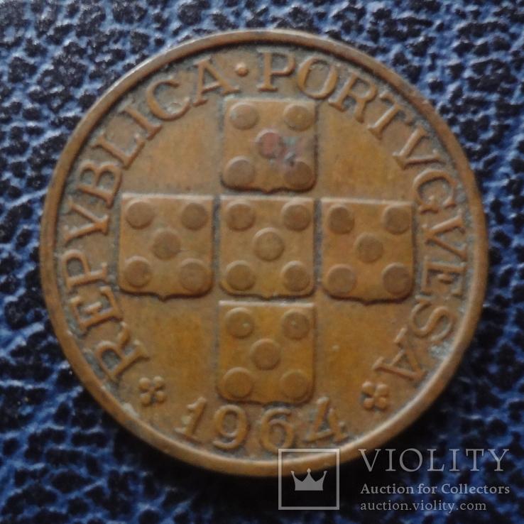20 сентавос 1964  Португалия   (,11.2.10)~, фото №3
