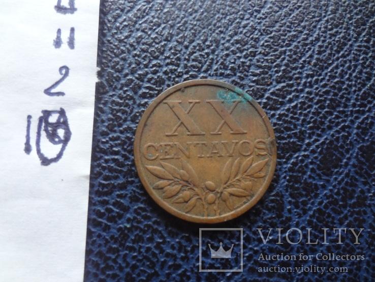 20 сентавос 1964  Португалия   (,11.2.10)~, фото №4