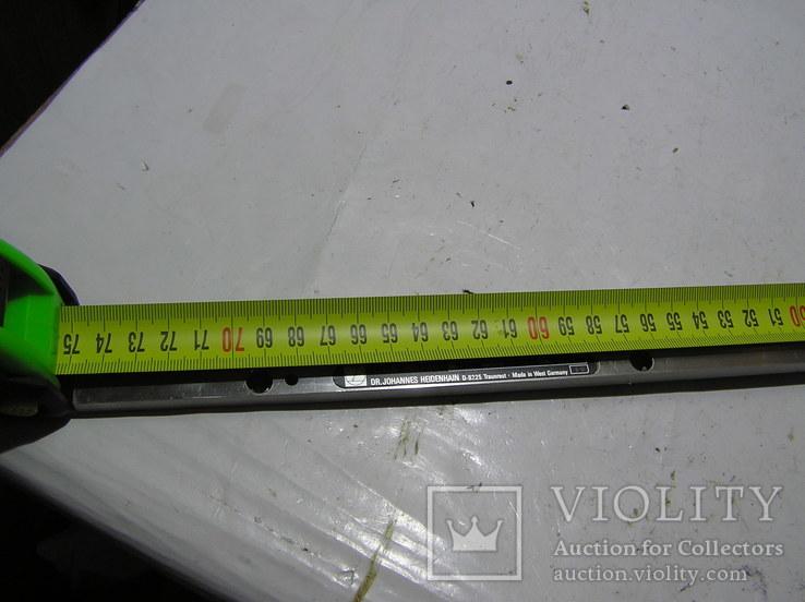 Линейка Heidenhain - LIDA 190/40 (ML 720 мм)., фото №7