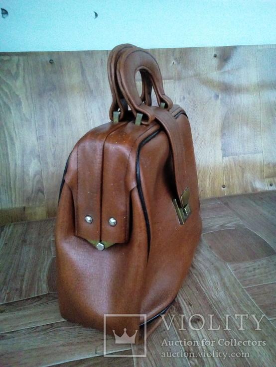 Винтажная сумка клатч . Модель 1952 г., фото №3