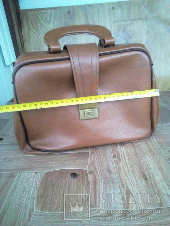 Винтажная сумка клатч . Модель 1952 г., фото №8