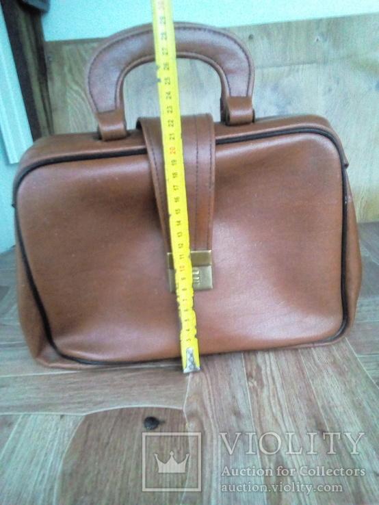 Винтажная сумка клатч . Модель 1952 г., фото №9