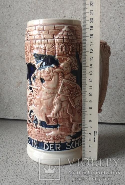 Пивная кружка. Германия, фото №12