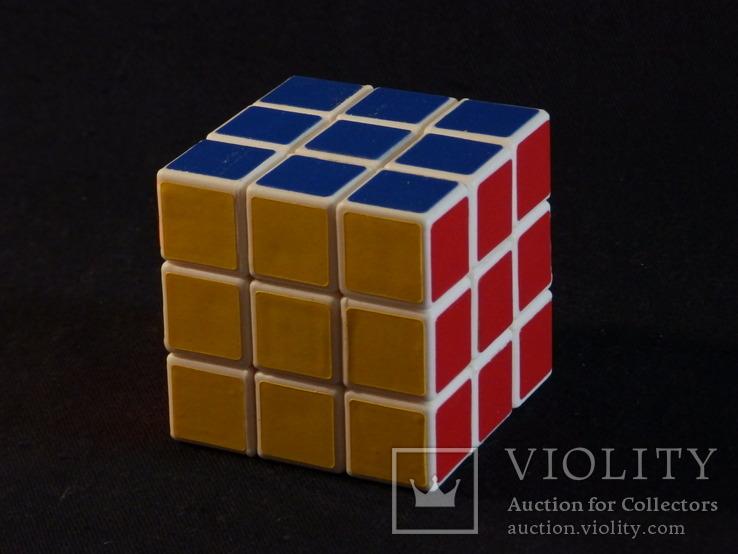 Кубик Рубика СССР новый не игранный, фото №3