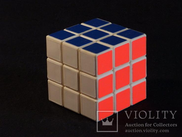 Кубик Рубика СССР новый не игранный, фото №4
