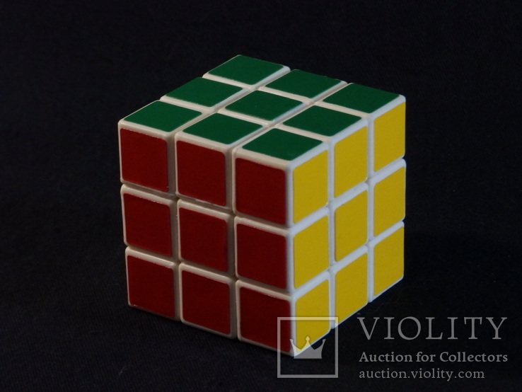Кубик Рубика СССР новый не игранный, фото №5
