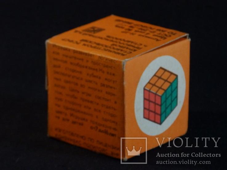 Кубик Рубика СССР новый не игранный, фото №8